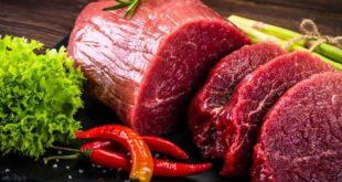 تناول اللحوم الحمراء بانتظام يصيب بأمراض القلب والالتهاب الرئوي