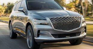جينيسيس تطرح أول سيارة SUV كهربائية بالكامل نهاية العام الجاري