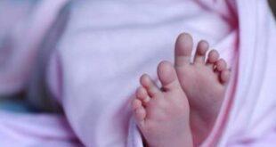 طفلة 5 أشهر تتحول أقدامها للون الأزرق بسبب المرض المرتبط بـ كورونا
