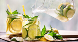 فوائد الماء بالليمون.. يساعد فى إنقاص الوزن والتحكم بضغط الدم
