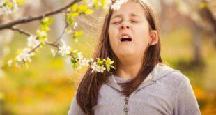 علاج حساسية الربيع بطرق عديدة.. منها بخاخات الأنف
