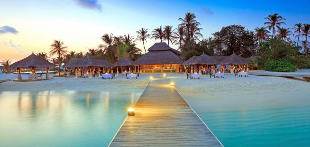 جزر المالديف الساحرة.. استجمام ولقاح ضد كورونا فى رحلة واحدة