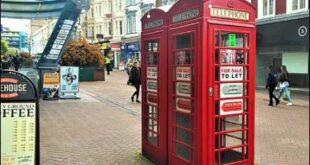 قطعة من التراث الإنجليزى.. كشك تليفون فى لندن للبيع بسعر أغلى من المنازل