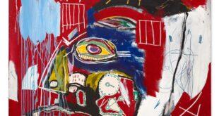لوحة تمثل جمجمة لفنان أمريكى شهير تباع فى مزاد بمبلغ 93 مليون دولار