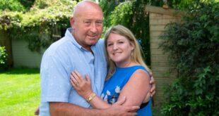 زوجان من بريطانيا يكتشفان إصابتهما بالسرطان فى نفس اليوم