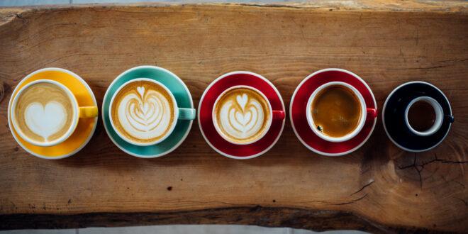 شكل ولون وملمس كوب القهوة يؤثر على طعمها.. دليلك لاختيار الفنجان المناسب