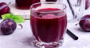 فوائد عصير البرقوق.. 6 أسباب تجعله مشروبك الصيفي المفضل