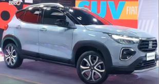 Fiat تزيح الستار عن أجمل سياراتها الكروس أوفر