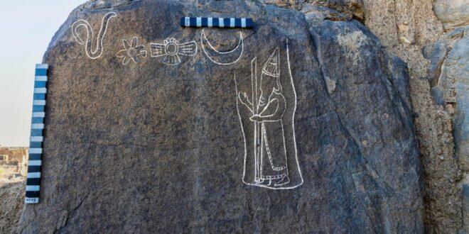 """السعودية تعثر على """"أطول نص أثري"""" بتاريخها.. يعود لمنتصف القرن السادس قبل الميلاد"""
