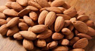 فوائد اللوز لمرضى السكر..يخفض مستوى الجلوكوز بالدم ويرفع الكوليسترول الجيد