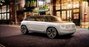 'فولكس فاجن' تكشف عن أحدث طراز اختباري لسيارة صغيرة تجوب المدينة