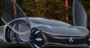 'مرسيدس-بنز' تقدم أحدث سياراتها بميزة قراءة أفكار السائق!