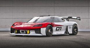 'معرض ميونخ للسيارات' يكشف عن مركبة رالي كهربائية فريدة