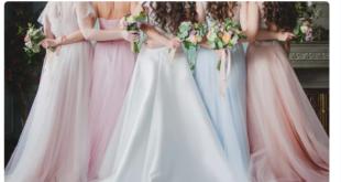 امرأة تفاجئ ممرضات بفساتين زفاف مجانية بعد تعافيها من كورونا