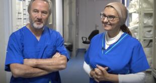 نجاح أول زراعة صمام رئوى لطفل بدون تدخل جراحى بمستشفى أبو الريش