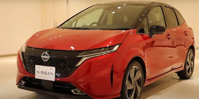 نيسان تعرض مفاهيم التقنية الحديثة في سيارة اقتصادية مميزة