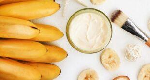 وصفات طبيعية للشعر من الموز ..