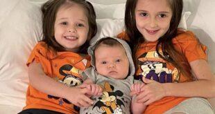 """وصفها الأطباء بأنها """"ظاهرة نادرة جداً"""".. أمريكية تلد 3 بنات كل 3 سنوات وفي اليوم نفسه!"""
